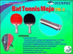 Raket pingpong, bat pingpong, raket tenis meja, bat tenis meja, standar sni 12-0799-1995, bat standar sni, raket tenis meja standar sni, bat pingpong standar sni 0799:2014