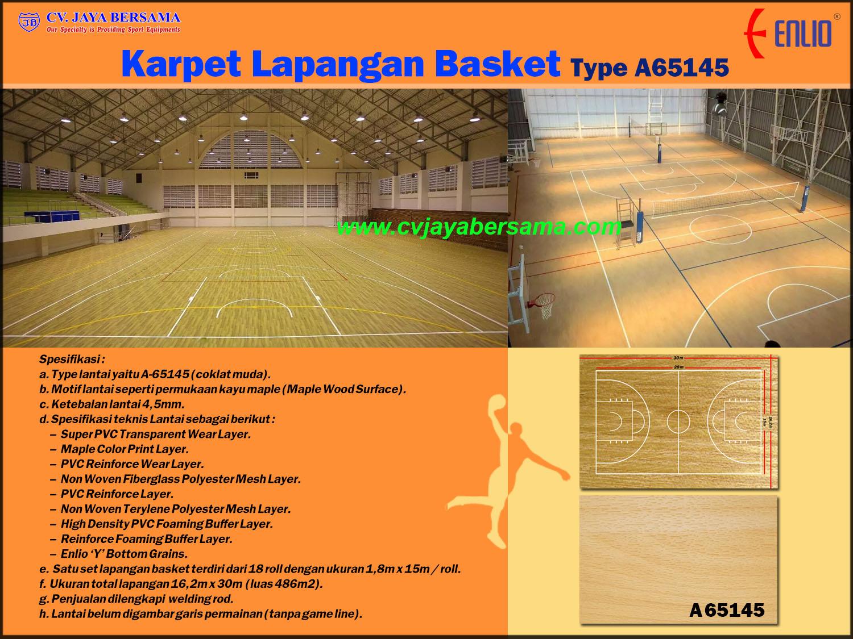 Basket Distributor Olahraga Celana Bola Futsal Karpet Lapangan Badminton Bulutangkis